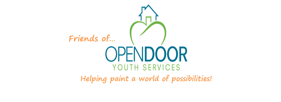 Learn how you can support Friends of Open Door Youth Services
